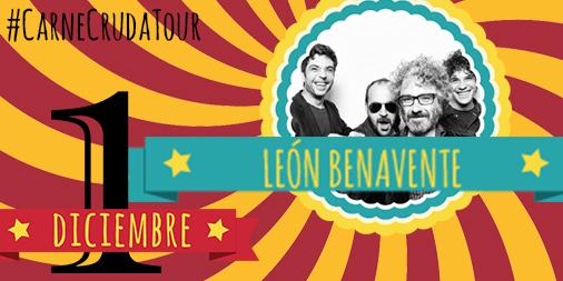 LeonBenaventeTour