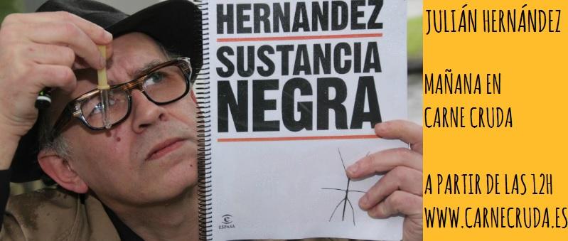 PREVIA JULIÁN HERNÁNDEZ