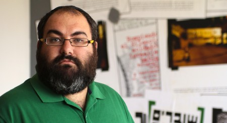 Yehuda Shaul, co-fundador de Breaking the Silence