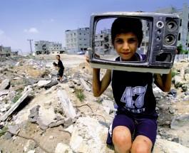 Hernán Zin, Jon Sistiaga y los niños nacidos en Gaza