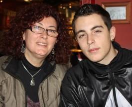 """Elena (madre de Alfon): """"Es un chivo expiatorio de la juventud anticapitalista y antifascista"""""""