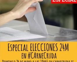 Especial Elecciones 24M