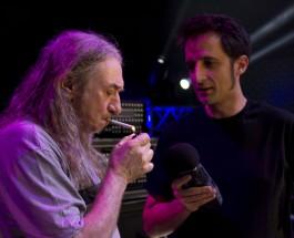 VÍDEO: El estreno de Carne Cruda con Rosendo