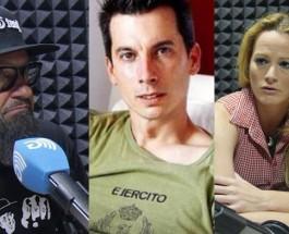 Perseguidos: Zaida Cantera, Ex Teniente Segura, César Strawberry