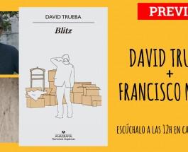 [PREVIA] Programa de mañana martes: David Trueba + Francisco Nixon