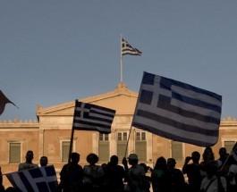 """Diputada griega, Corina Vasilopou: """"Estamos hartos de escuchar eso de 'los vagos de sur y los trabajadores del norte'"""""""