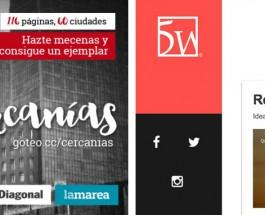 CERCANÍAS y Revista 5W: periodismo de corta y larga distancia