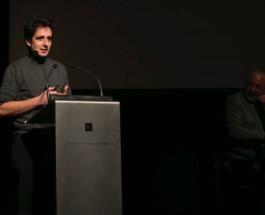 Presentación de #CarneCruda en el XVI Congreso de Periodismo Digital de Huesca