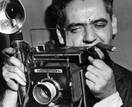 Weegee, el fotógrafo que llegaba antes a la escena del crimen