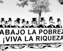 """Manifestación de LOS MERCADOS: """"No hay derecho, nos quitan el caviar de la boca"""""""