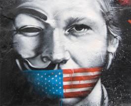 """JULIAN ASSANGE: """"Google es un confesionario global y está conectado con el gobierno de EEUU"""""""
