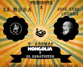 [PREVIA] #CarneCrudaTour: José Luis Cuerda y La M.O.D.A.