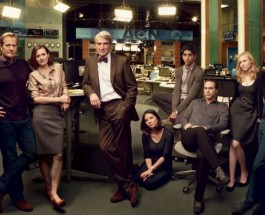 "The Newsroom y ""Las Caras de la Noticia"""