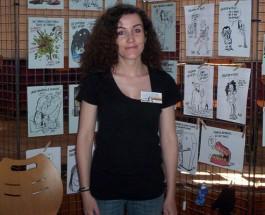 """Corinne Rey (Charlie Hebdo): """"Si no podemos seguir haciendo ilustraciones, qué nos queda…"""""""