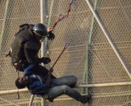 Las confesiones de un guardia civil en Melilla. Y un mosquito.