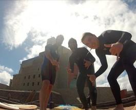 De la necesidad, virtud: autónomos y emprendedores se llevan la oficina a la playa
